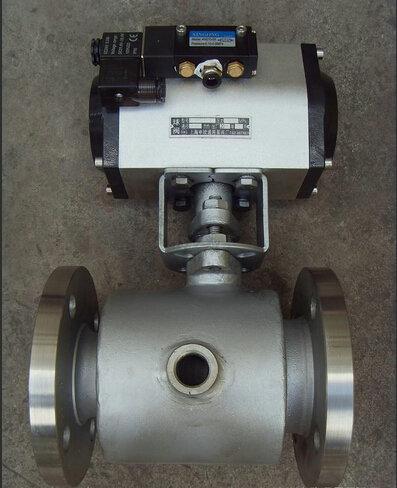 BQ641F、BQ641Y气动保温球阀
