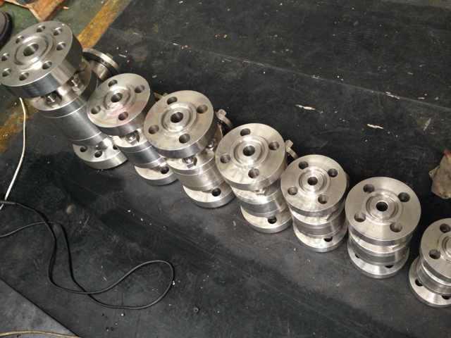 不锈钢高压球阀