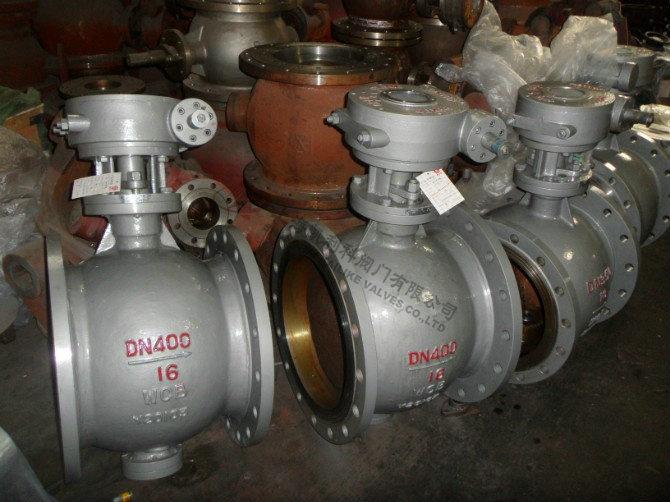 PQ340F、PQ340Y、PQ340H侧装式偏心半球阀