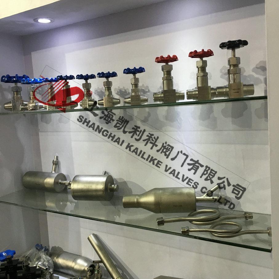J61W、J61Y焊接式针型截止阀