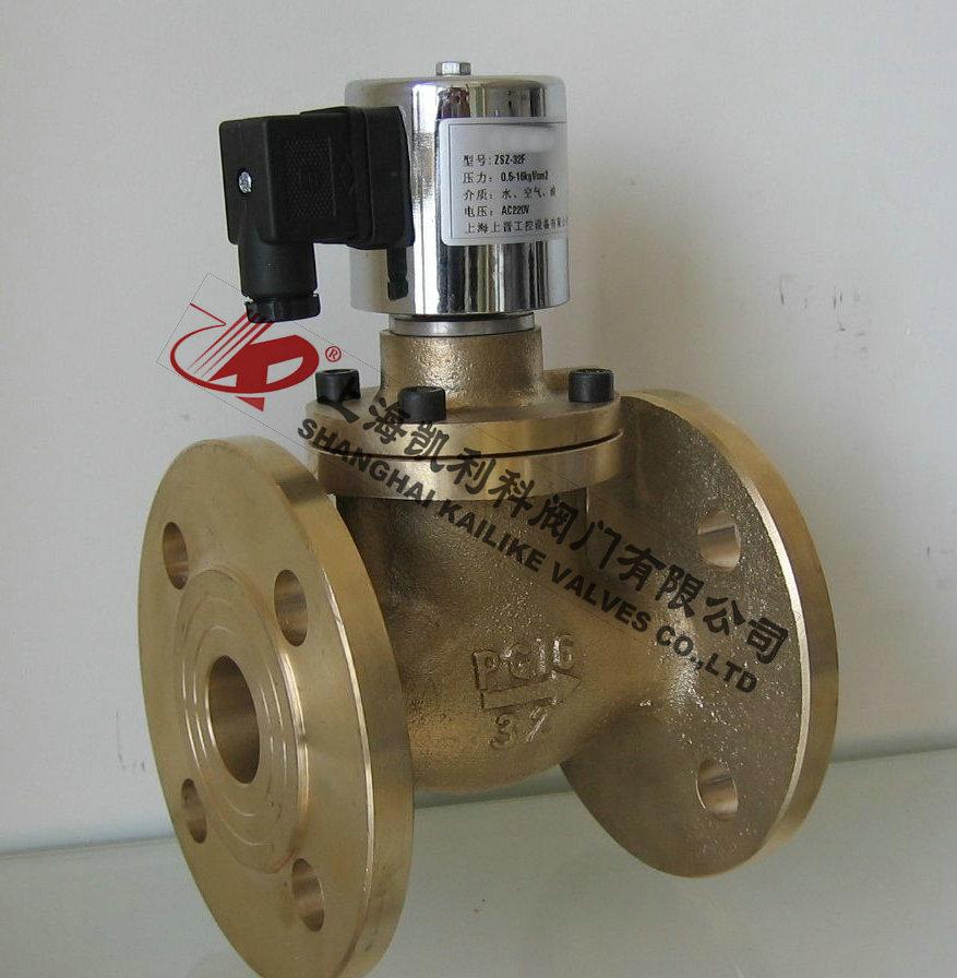 ZQDF水用电磁阀