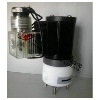 ZCF塑料防腐电磁阀