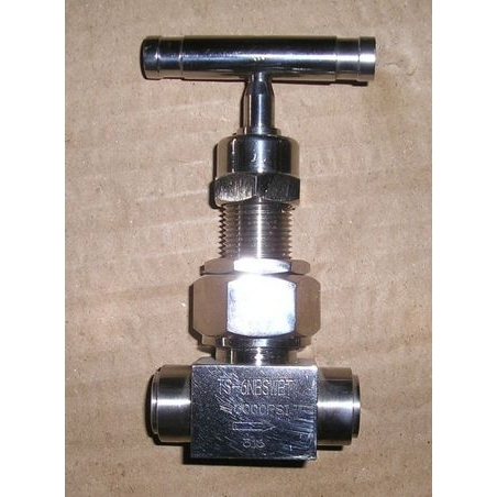 SS-6NBSW8T美标焊接针型阀
