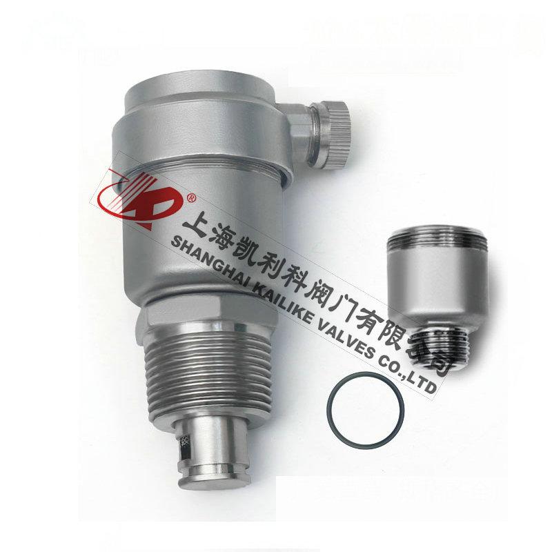 AVAX不锈钢自动排气阀