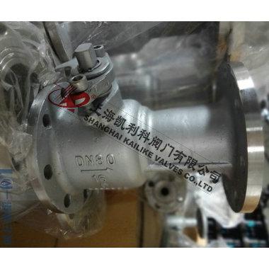 PQ41F、PQ41M不锈钢排污球阀