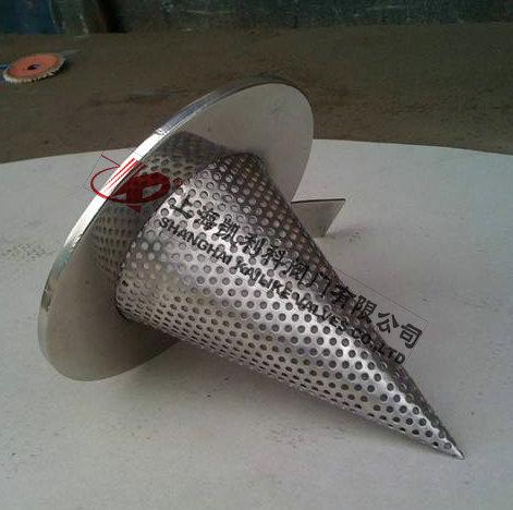 SV2尖顶锥形过滤器