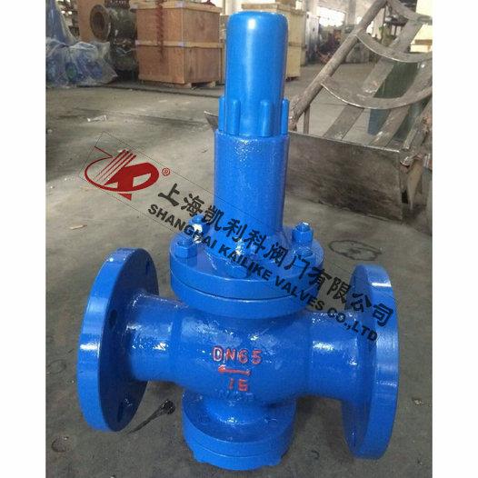 Y42X薄膜式水用减压阀
